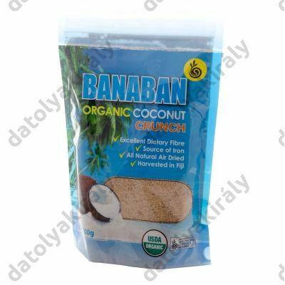 BANABAN bio kókusz crunch 300 g