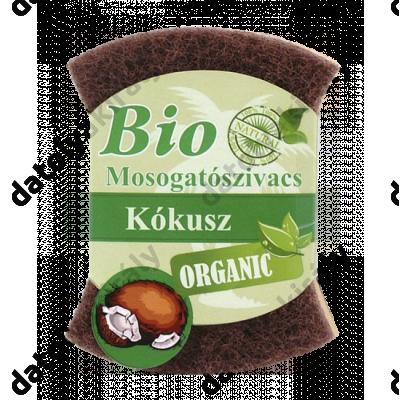 Bio Kókuszrostos szívacs 2 db
