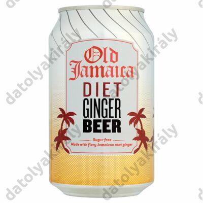 Gyömbér sör cukormentes 330ml Alkoholmentes
