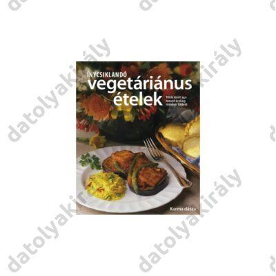 Ínycsiklandozó vegetáriánus ételek Kurma das (kirakati példány)