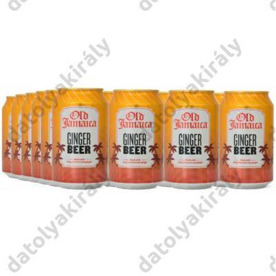 Gyömbér sör 24db 330ml Alkoholmentes Karton