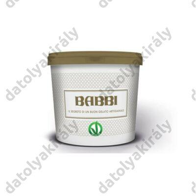 Babbi pisztácia Pistachio Paste 100% DeLuxe – Linea Oro Gluténmentes, Vegán 1 kg