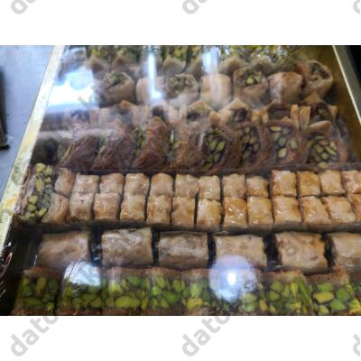 Prémium Baklava válogatás diszdobozban 1kg