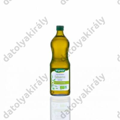 Biopress bio szezámolaj , 1000 ml