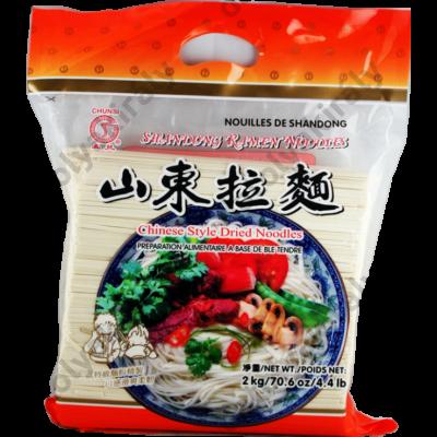 Kínai lapos tészta Chungsi shandong ramen 2kg