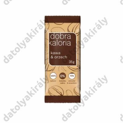 Dobra Kalória Gyümölcsszelet kávé és kesu 35 g