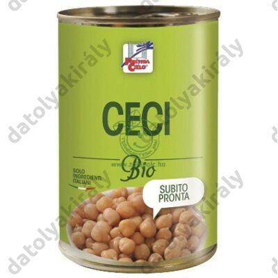 Bio Csicseriborsó konzerv 400 g