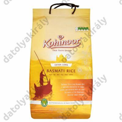 Kohinoor extra hosszúszemű basmati rizs 4 kg