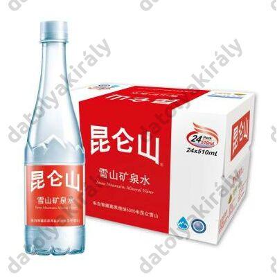Kunglung hegyi kristályvíz 1,23 liter - 1 db