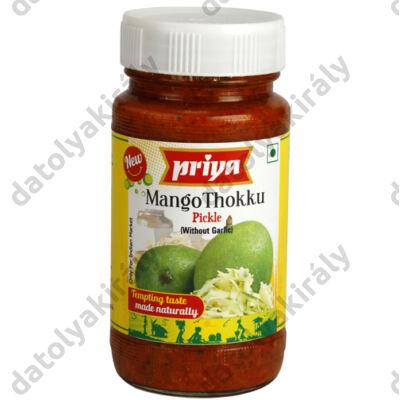 Priya Mango  Avakaya pickle indiai csípős savanyúság 300 g