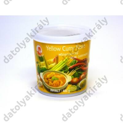 Sárga Curry Paszta 400 g
