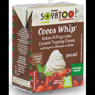 Soyatoo Kókusz habkrém, 300 ml