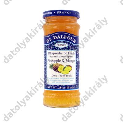 ST.DALFOUR lekvár ananász és mangó, 284 g