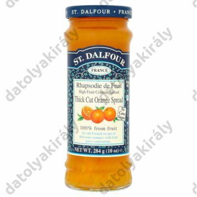 ST.DALFOUR narancs lekvár, 284 g