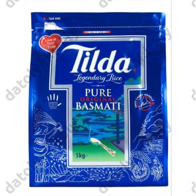 Tilda Premium Basmati Rizs 5 kg