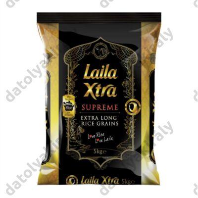 Laila Extra hosszú szemű gluténmentes basmati rizs 5 kg