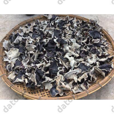 Fekete fafül gomba kicsi 1 kg