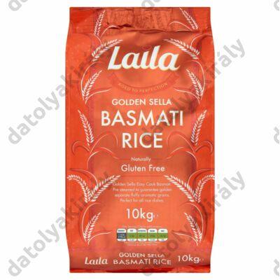 Laila gluténmentes arany Basmati rizs 10 kg