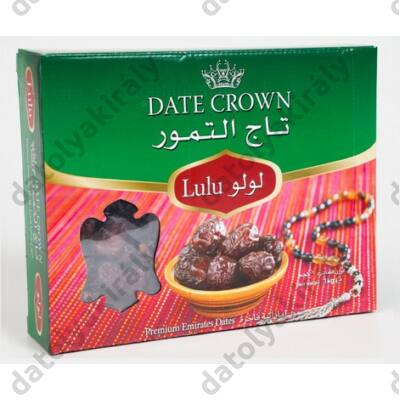 Date Crown Lulu Datolya (Egyesült Arab Emírség) 1 kg
