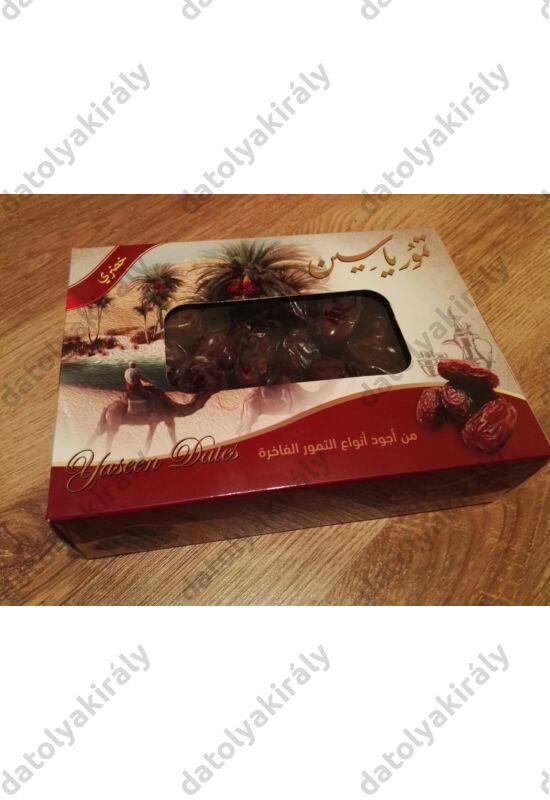 Yaseen Nagyszemű Datolya dízsdobozban  (Egyesült Arab Emírség) 1 kg