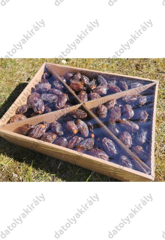 Prémium Jumbo méretű Fekete dobozos Medjool datolya 5 kg