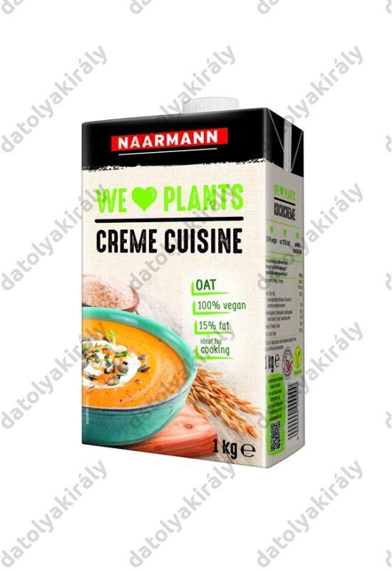 Narmann 15% zab vegán főző krém UHT 1 liter