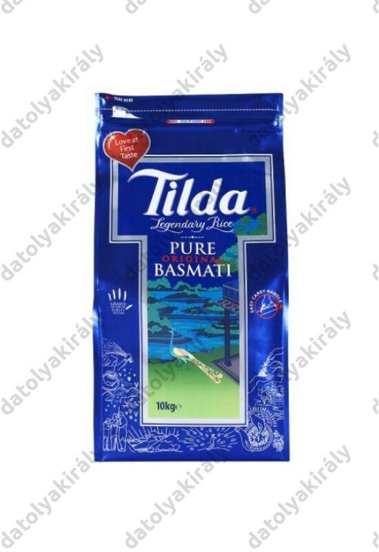 Tilda gluténmentes Premium Basmati Rizs 10 kg