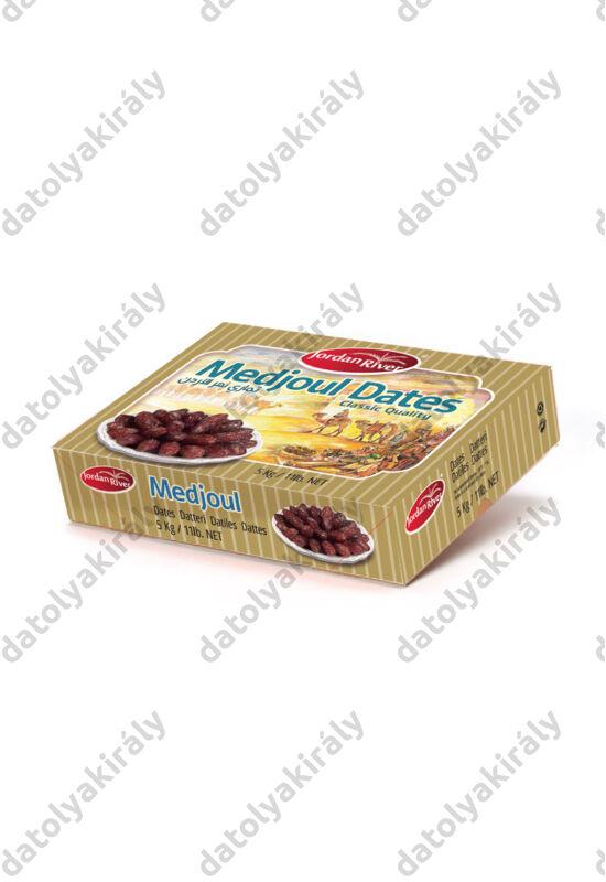 Jordan River Arany dobozos Medjool Datolya 5 kg