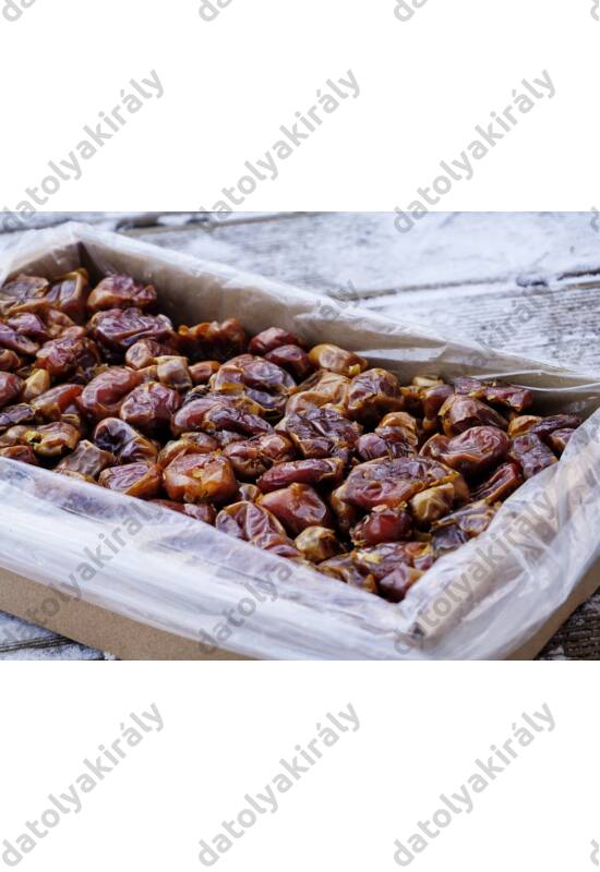 Szaúd-Arábiai Prémium Sukkari Datolya 1 kg extra puha MAGOZOTT