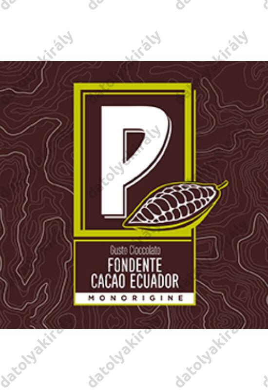 Pernigotti Ecuador 83% porított csokoládát tartalmaz 1,8 kg vegán, gluténmentes