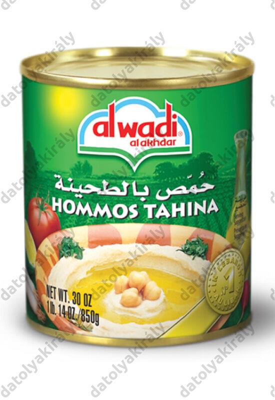 Alwadi Hummusz tahinivel 850 g
