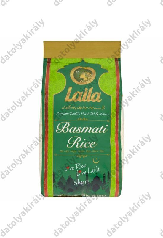 Laila gluténmentes Basmati rizs 5 kg
