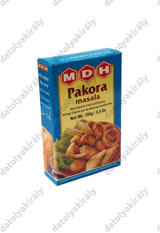 MDH Pakóra Masala fűszerkeverék csicseriborsó liszthez bundázáshoz