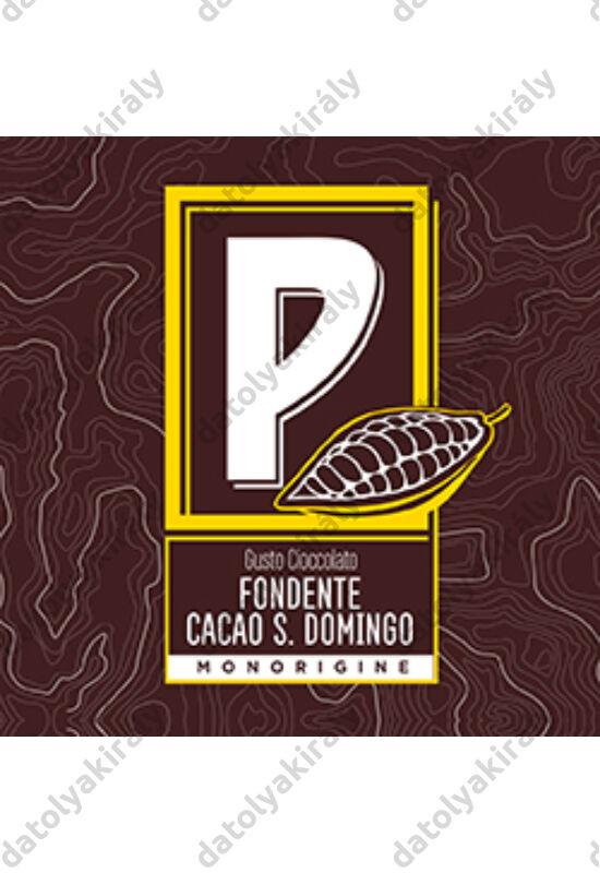 Pernigotti Santo Domingo fagyipor 57% csokoládát tartalmaz 1,8 kg vegán, gluténmentes