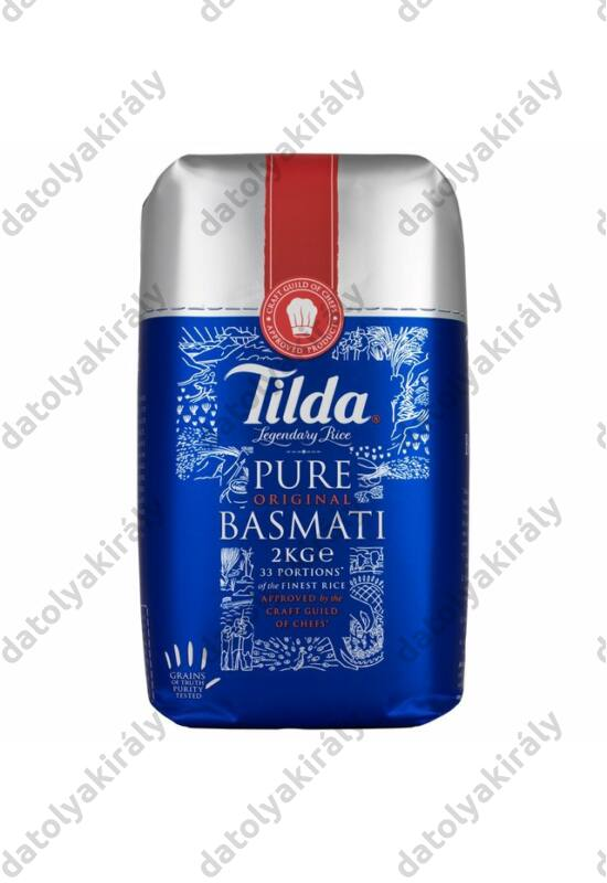 Tilda gluténmentes Premium Basmati Rizs 2 kg